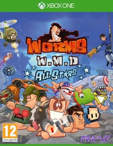 Worms W.M.D l PS4 Game (Region 2)