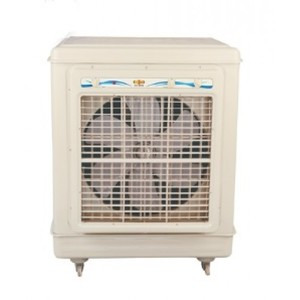 Super Asia ECS-8000 Desert Bush 24Fan Metal Body Cooling Pad Room Air Cooler