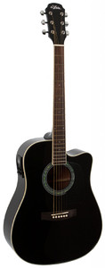 ARIA AD-18CE ACOUSTIC ELECTRIC GUITAR 5 BAND EQ WITH TUNER