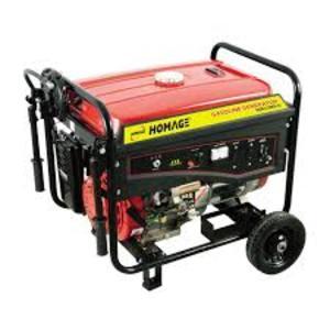 Homage Portable Generator 2.5 K V Gas & Petrol