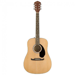 FENDER FA-125 ACOUSTIC GUITAR NATURAL