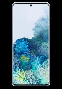 Samsung Galaxy S20 Plus Dual Sim (4G  8GB  128GB Cloud Blue) With Official Warranty + FREE Tripod & Wireless Battery Pack