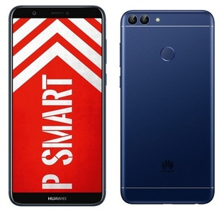 Huawei P Smart Dual Sim (4G  3GB RAM  32GB  ROM  Blue) 1 Year Official Warranty