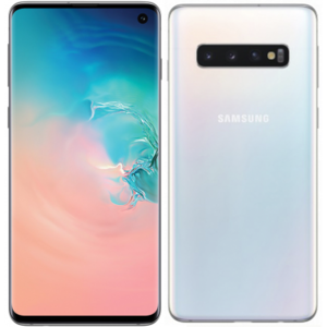 Samsung Galaxy S10 Dual Sim (4G  RAM 8GB - ROM 128GB White) - Non-PTA