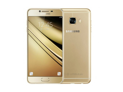 Samsung Galaxy C7 Pro C7010 Dual Sim (4G  64GB  Gold)
