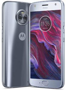 Motorola Moto X4 Dual SIM - 64GB  4GB RAM  4G LTE  Sterling Blue