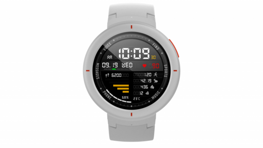 AMAZFIT Verge Smart Watch white (1 Year Official warranty)