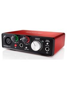 Focusrite Scarlett Solo 24-bit/192kHz - Second Generation USB Audio Interface