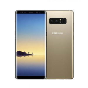 Samsung Galaxy Note 8 (4G  6GB RAM  64GB ROM  Maple Gold) 1 Year Official Warranty