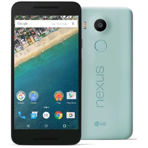 LG Nexus 5X (4G - 16GB) Ice Blue