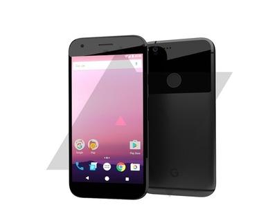 Google Pixel XL (4G  32GB  Quite Black)