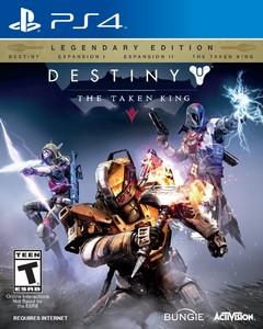 Destiny The Taken King Legendary Edition PlayStation 4