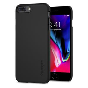 Spigen iPhone 8 Plus / 7 Plus Case Thin Fit Black
