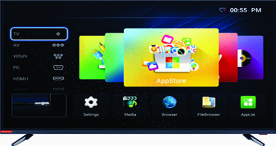 Changhong Ruba 32 32F5800i Android Smart LED TV (2 Year Official Warranty)