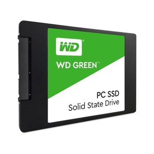 Western Digital (WD) Green 120GB PC Solid State Drive (SSD) - WDS120G1G0A