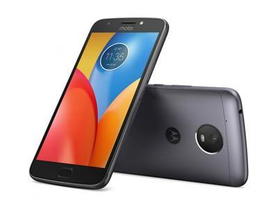 Motorola Moto E4 Plus Dual Sim (4G  3GB RAM  16GB ROM  Iron Gray) American Stock