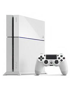 Sony PlayStation 4 - Region 2 Japan - 500 GB - White