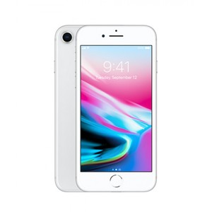 Apple iPhone 8 (4G  64GB  Silver) Without Facetime 1 Year Official Warranty