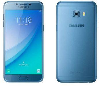 Samsung Galaxy C5 Pro Dual Sim C5010/C5018 (4G  64GB  Blue) Taiwan