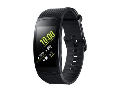 Samsung Galaxy Gear Fit2 Pro (Black) Large