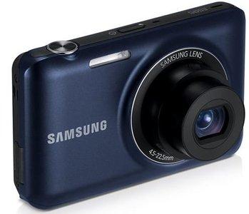 Samsung ES95 16.1MP HD Digital Camera with 5X Optical Zoom (Black)