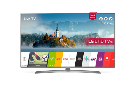 LG 43 43UJ670V 4K UHD SMART LED TV