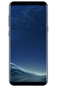 Samsung Galaxy S8 Plus (4G  64GB  Midnight Black) With 1 Year Warranty