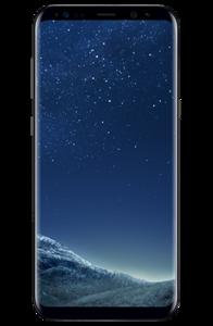Samsung Galaxy S8 Plus (4G  64GB  Midnight Black) With 1 Year Warranty