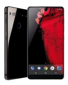 Essential Phone 128 GB Unlocked with Full Display  Dual Camera – Black Moon