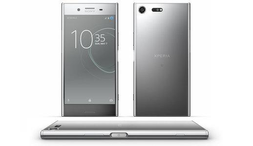 Sony Xperia XZ Premium (4G  4GB RAM  64GB ROM  Luminous Chrome) 1 Year Official Warranty