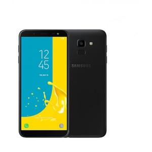 Samsung Galaxy J6 Dual Sim (4G  3GB RAM  32GB ROM  Black)