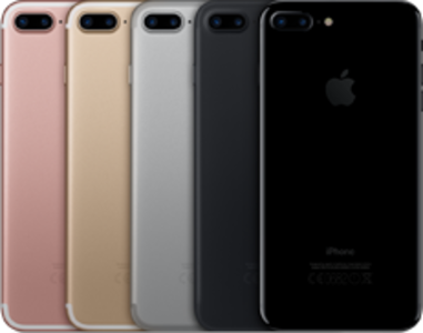 Apple iPhone 7 Plus (128GB  Black)- PTA Approved