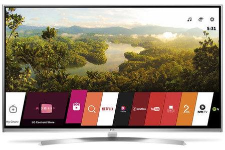 LG 55 55UH850 Super UHD 4K 3D Smart LED TV