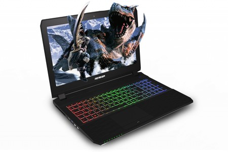 Monster TULPAR T5 V10.1 15.6 Core i7-7700HQ 16GB DDR4L 1 TB Win 10 Gaming Laptop With Free Monster Backpack