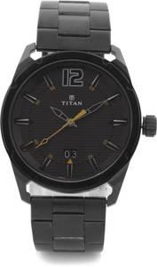 Titan Analog Mens Watch - 1699QM01