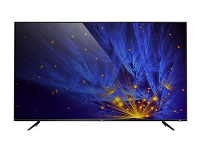 TCL 43 43P6 4K UHD SMART LED TV (2 Year Official Warranty)