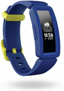 Fitbit Ace 2 Activity Tracker for Kids  Night Sky + Neon Yellow