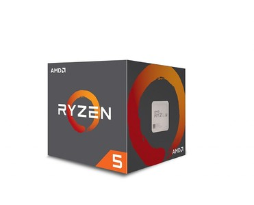 AMD Ryzen 5 1400 Processor With Wraith Stealth Cooler