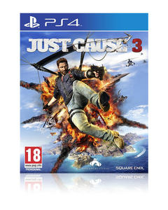 Square Enix Just Cause 3 - PS4