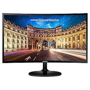 Samsung C27F390FH 27 FHD Essential Curved LED Monitor - AMD FreeSync (1 Year Local Warranty)