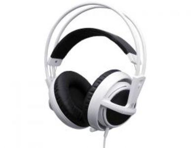 SteelSeries Siberia V2 Full Sized Headset (White)