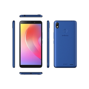 HBL Deal Infinix Smart 2 HD X609 Dual Sim (3G  1GB RAM  16GB  Aqua Blue) 1 Year Official Warranty