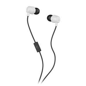 Skullcandy S2DUL-J589 In-Ear Wired Earphones With Mic White/Black