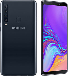 Samsung Galaxy A9 (2018) Dual Sim (4GB  6GB  128GB  Black) 1 Year Official Warranty