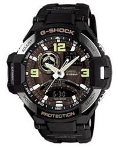 Casio - G-Shock Watch - Mens - GA-1000-1BDR