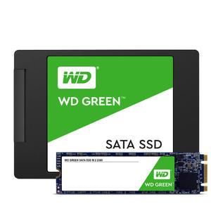 Western Digital 240GB GREEN Solid Drive