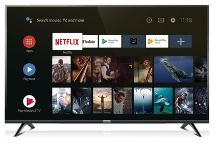 TCL 40 40S6500 ANDROID SMART FULL HD LED TV (2 Year Official Warranty)