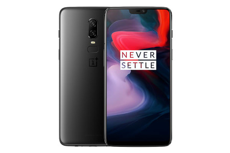 OnePlus 6 Dual Sim - 128GB  8GB RAM  4G LTE  Midnight Black