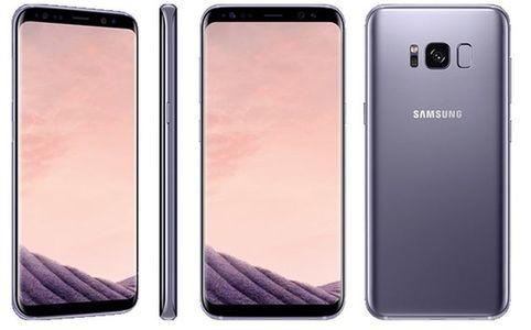 Samsung Galaxy S8 G950W8 Single Sim (4G  64GB  Orchid Grey)