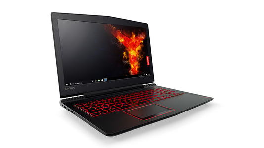 Lenovo Legion Y520 Gaming Laptop - 7th Gen Core i7 QuadCore 16GB 1TB HDD 4GB NVIDIA GeForce GTX 1050 15.6 Full HD 1080p DOS Backlit Keyboard JBL Premium Audio